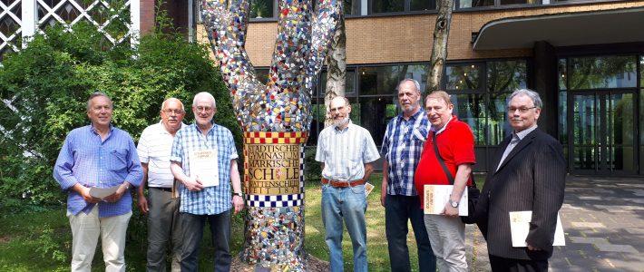Goldenes Abitur – Nach 50 Jahren zurück in der Schule…